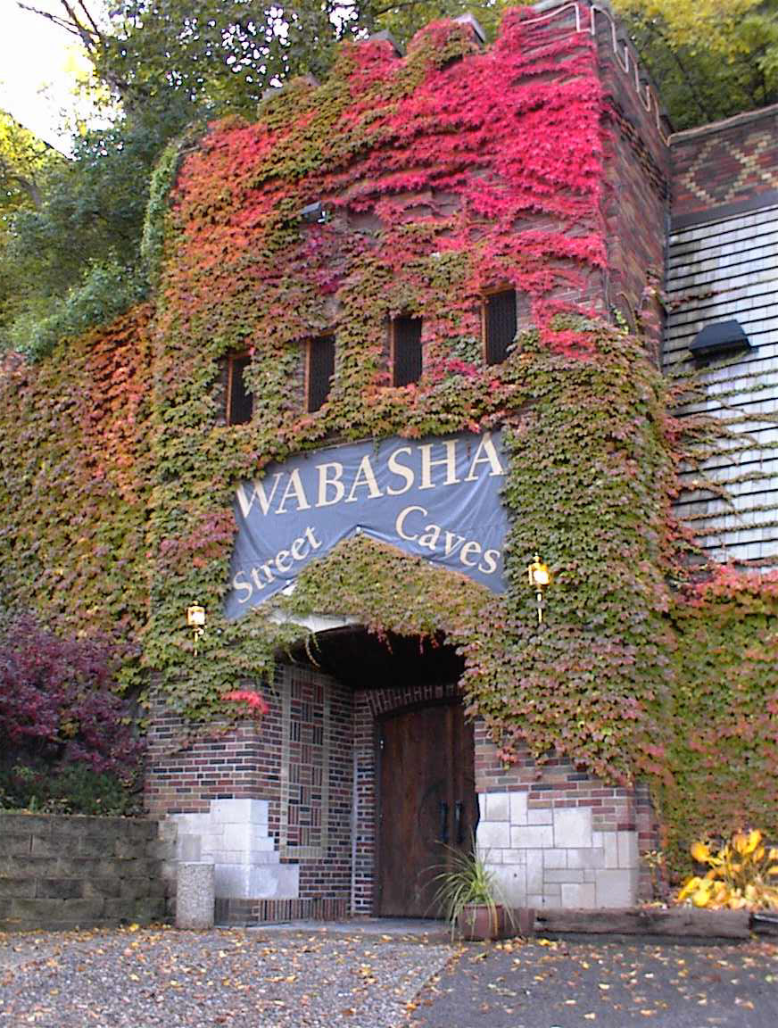 Wabasha Street Caves - Ceremony Sites, Attractions/Entertainment - 215 Wabasha Street South, Saint Paul, MN, United States